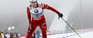 Berger tok sitt 17. NM-gull