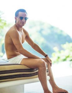 Avsl�rer hvorfor han egentlig meldte seg p� �Paradise Hotel�