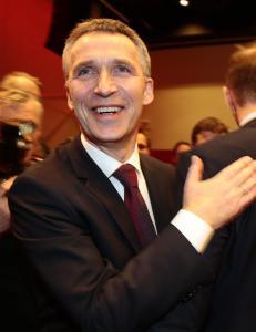 Stoltenberg taus om Nato