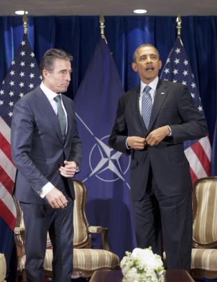 Lanserer Jens-motkandidater helt p� tampen av Nato-prosessen