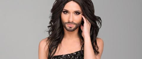 Veldreide Conchita er Eurosongs kanskje mest veldreide kvinne