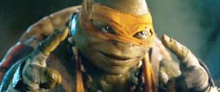 Husker du disse gr�nne ninjaskilpaddene?