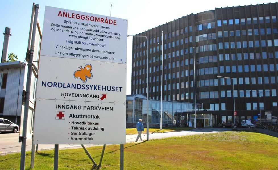 ETTERFORSKES: Nordlanssykehuset politietterforsker etter at cellepr�ver for livmorhalskreft er blitt feiltolket gjennom flere �r. Foto: Erik Veig�rd/NTB Scanpix