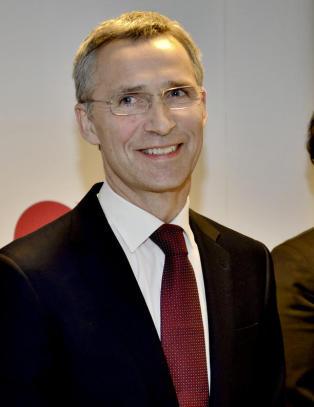 Stoltenberg blir Nato-sjef og trekker seg som Ap-leder