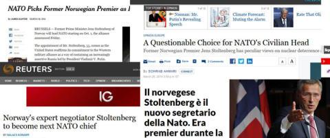 - Et tvilsomt valg av NATO-sjef