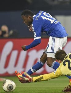 Her slipper Jarstein inn sitt f�rste Bundesliga-m�l
