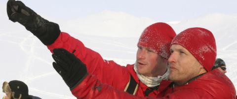 Norsk eventyrer avviser at prins Harry ble brukt for � skaffe diktatur god PR