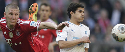 Bayerns seiersrekke stoppet mot Tarik