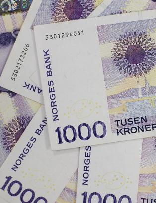 Sm�sparere taper 2,8 mrd. kroner - bankene h�ver inn
