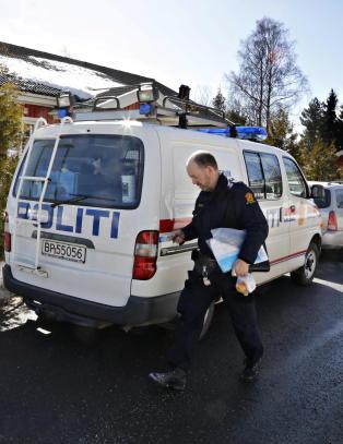 Tolv �rs fengsel for drap p� samboer i Asker
