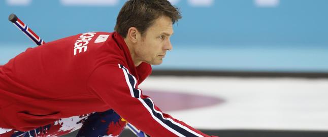 Curlinggutta eneste lag uten tap i VM