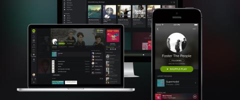 Slik er nye Spotify
