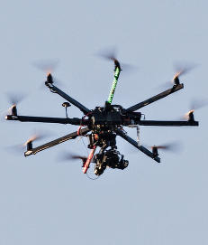 �Gaza-krigens soundtrack var den summende drone-lyden. N� har jeg den som n�rmeste nabo�