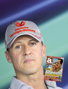 Tyskland raser etter denne smakl�se magasin-forsida