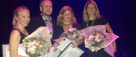 Dagbladet vant SKUP-prisen