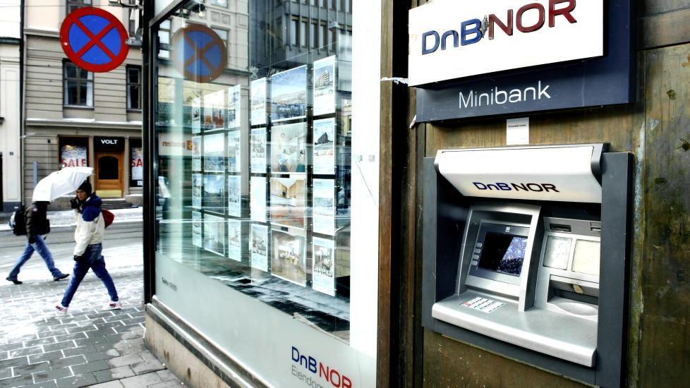 Dnb minibank