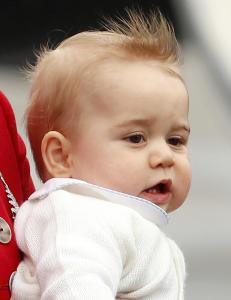 Ser du hvilken liten prins dette er?