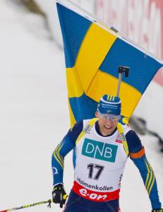Svenskene v�knet til flatt dekk