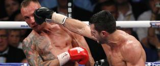 Dansk boksing nekter � fjerne hjelmen