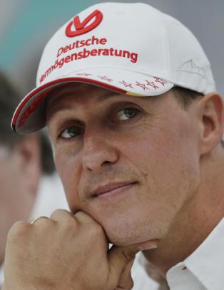 Umulig � gi noen prognose for Schumacher