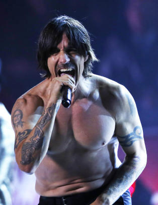 CIA brukte Red Hot Chili Peppers-l�t for � torturere fanger