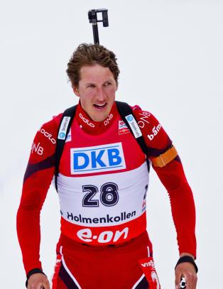 Landslagsvrakede Lars Berger nekter � gi seg