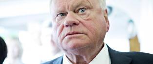 I dag taper John Fredriksen 100 millioner kroner p� et veddem�l