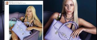 Uretusjerte bilder av Lady Gaga lekket p� nett