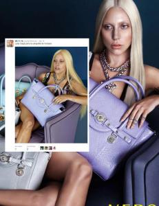 Uretusjerte bilder av Lady Gaga lekket på nett