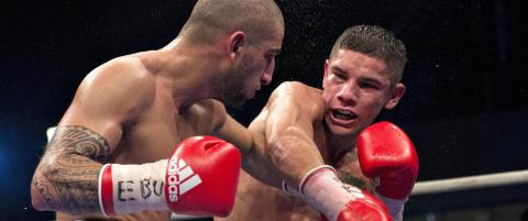 Vil ikke godta annet enn 12 runders boksekamper