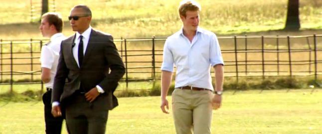 Tror de kan vinne giftem�l med prins Harry