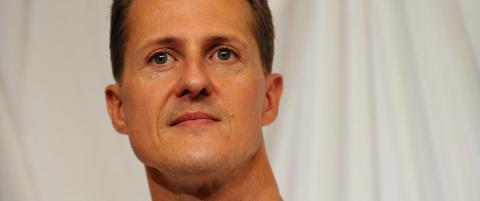 Schumacher trues med s�ksm�l mens han ligger i koma