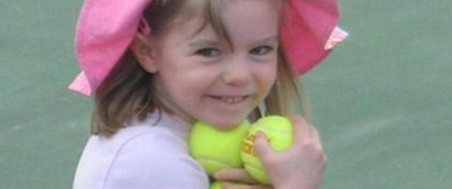 N� er britisk politi optimistiske om Maddie-jakta