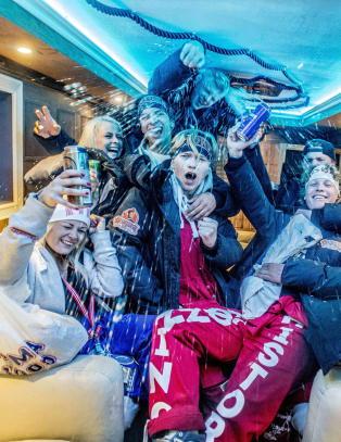 - Det er klart det er prestisje � v�re med p� en Nordstrand-buss