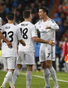 Ronaldo tilbake med et smell