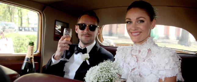 Avsl�rte bryllupsreisen p� Instagram