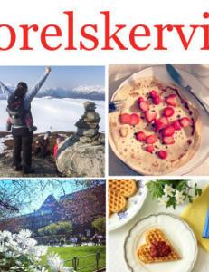 Vi trenger din hjelp til � fylle ut bildet av Norge