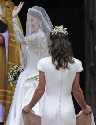 Hevder Pippa Middleton jukset seg til dr�mmerumpa