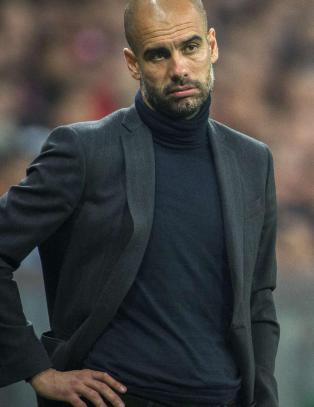- Bayern m� bestemme seg  for om jeg er rett mann for jobben