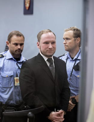 Forskere skal m�te Breivik i slutten av mai