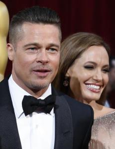 Brad og Angelina sammen p� lerretet igjen