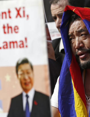 Kinas rette Tibet-l�re