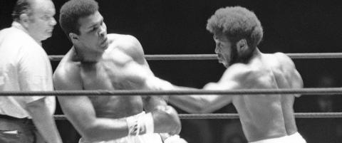 Sparringspartneren  og rivalen til Muhammed Ali er d�d