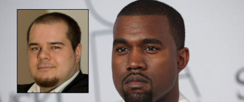 Kjemper alene mot Kanye West