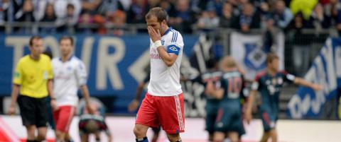 Hamburg frykter klubbens f�rste nedrykk etter fiaskosesong