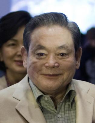 Samsung-sjef hjerteoperert i all hast