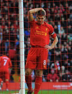 Knust Gerrard stiller sp�rsm�l ved om han kan komme tilbake etter sitt livs t�ffeste periode