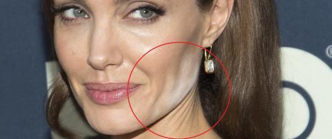 Hva skjer her da, Angelina?