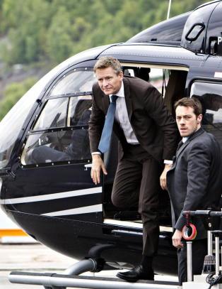 Fikk eksperthjelp fra Jens til TV-filmrolle