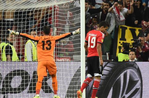 Forbannelsen vil ingen ende ta for Benfica